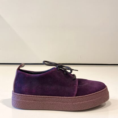 Natural Plum Shoes