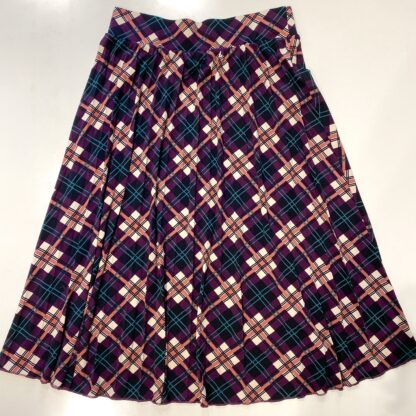 Pattern All Over Skirt