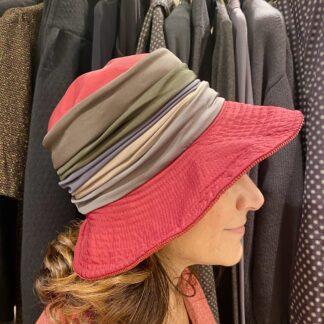 Cappello Modellabile Rosso