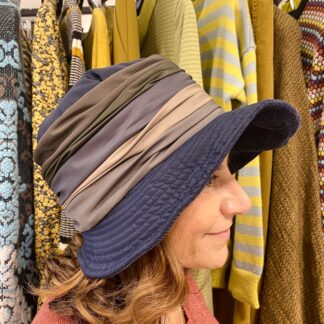 Cappello Modellabile Blu