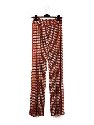 Quadri Pants | DIEGO ZORODDU